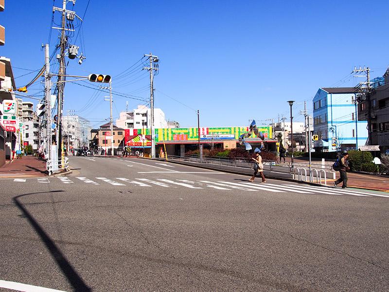 阪神電車 岩屋駅