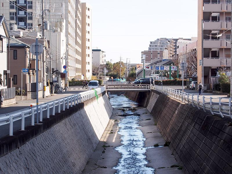 天上川 2017