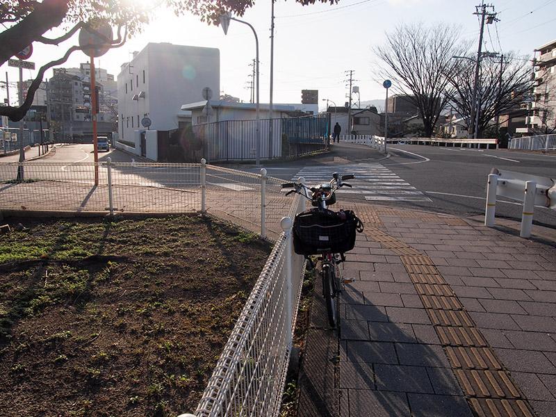西国街道 JR西宮駅付近