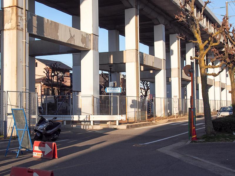 西国街道 山陽新幹線