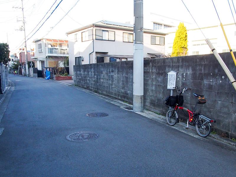 西国街道 武庫川
