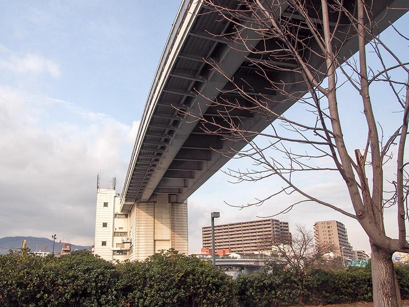 六甲ライナー 南魚崎駅