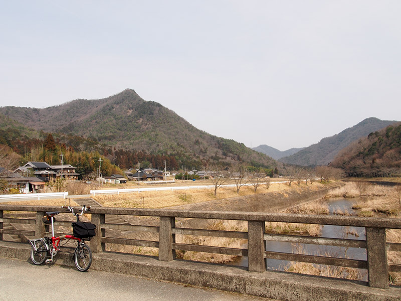 武庫川 岩倉橋