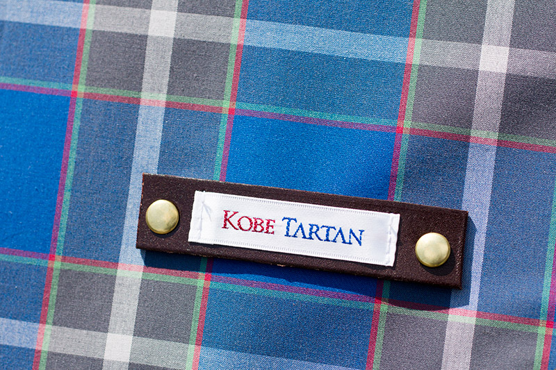 KobeTartan S-bag flap