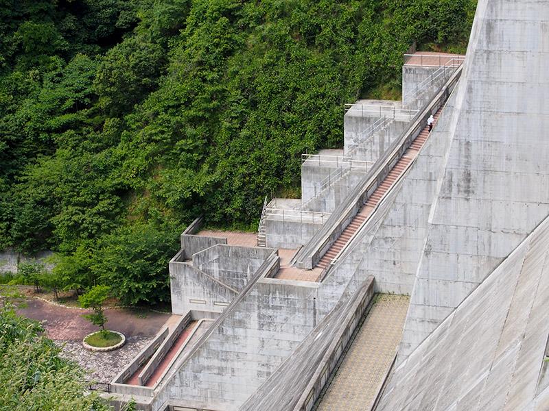 石井ダム 2017