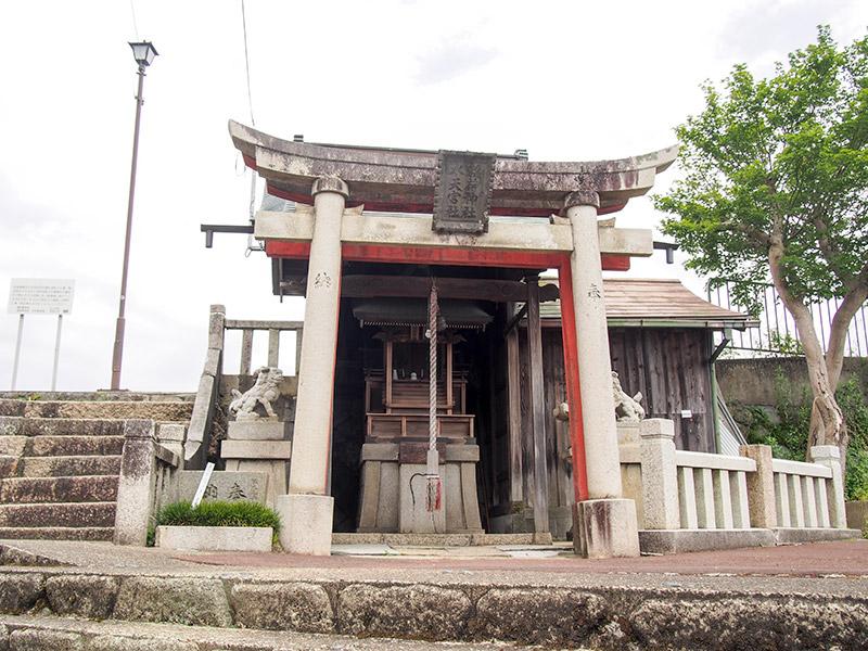 稲荷神社 水天宮社