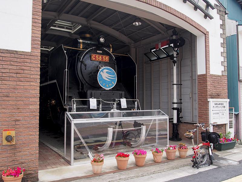 福知山鉄道館ポッポランド2号館