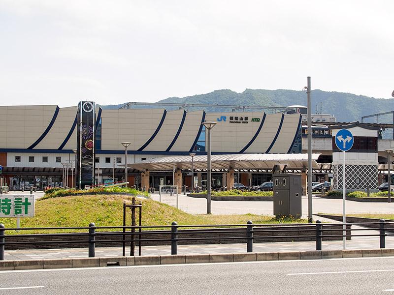 JR福知山駅 2017