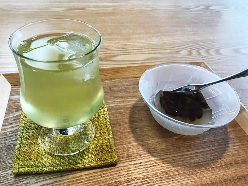 茶舗木蔭 ロック梅ヶ島