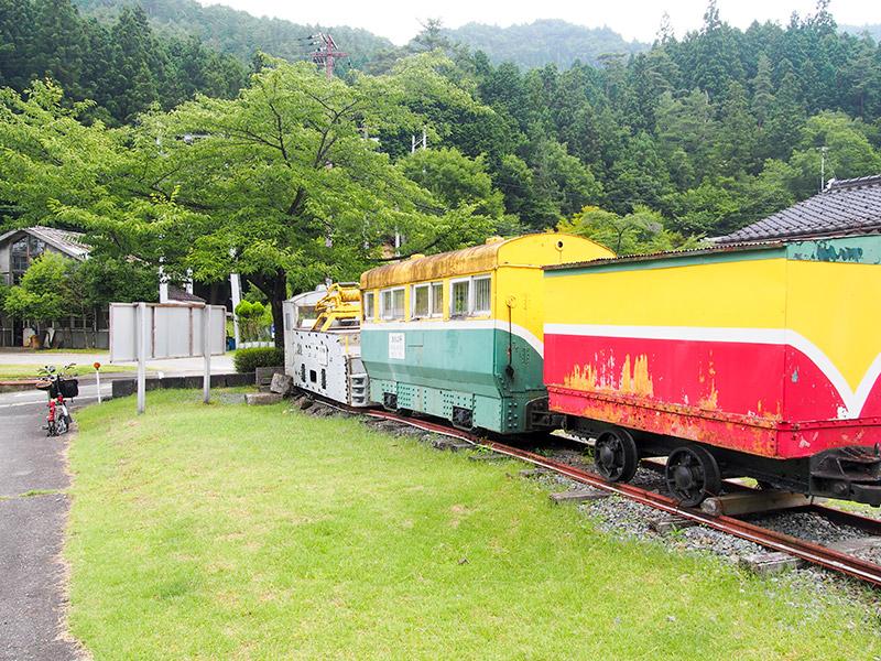 生野銀山 一円電車