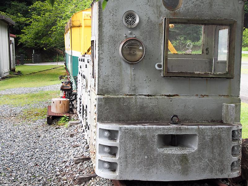 一円電車とBrompton