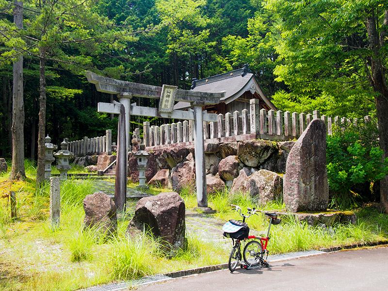山神神社 2017