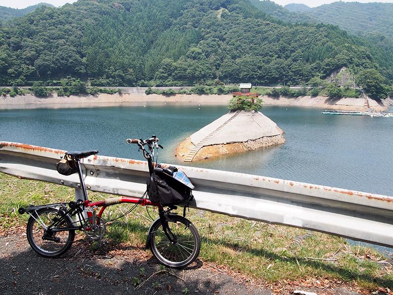 銀山湖 淤加美神社 2017