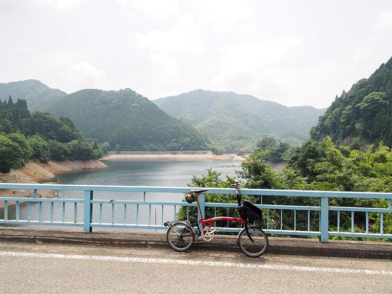 銀山湖 2017