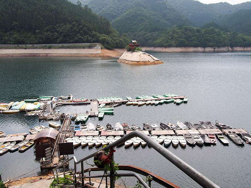 生野銀山湖 2017