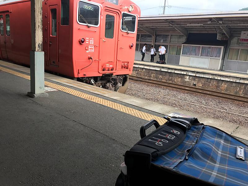 JR播但線 生野駅 2017