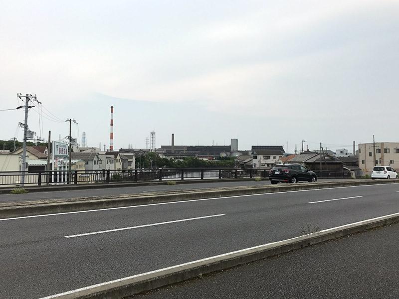 飾磨大橋 2017
