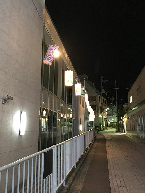 阪急岡本駅界隈 2017