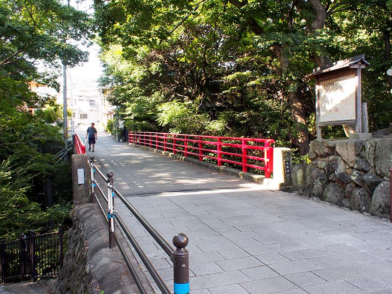 小浜宿 国府橋 2017