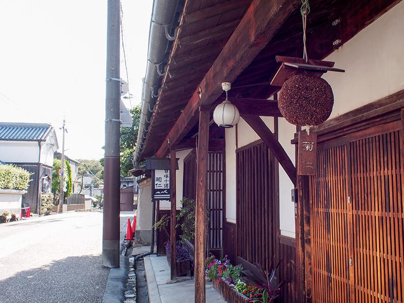 小浜宿 井川家住宅 2017