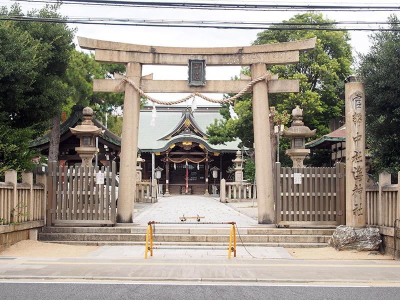 海神社 2017