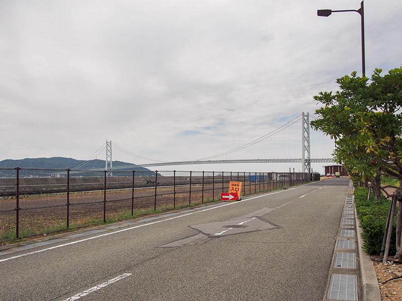 明石海峡大橋 2017