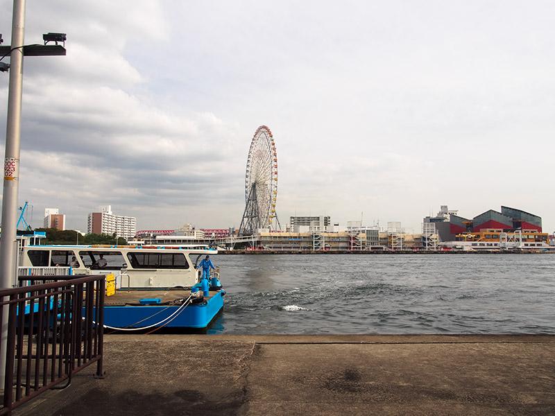 大阪港 天保山 2017