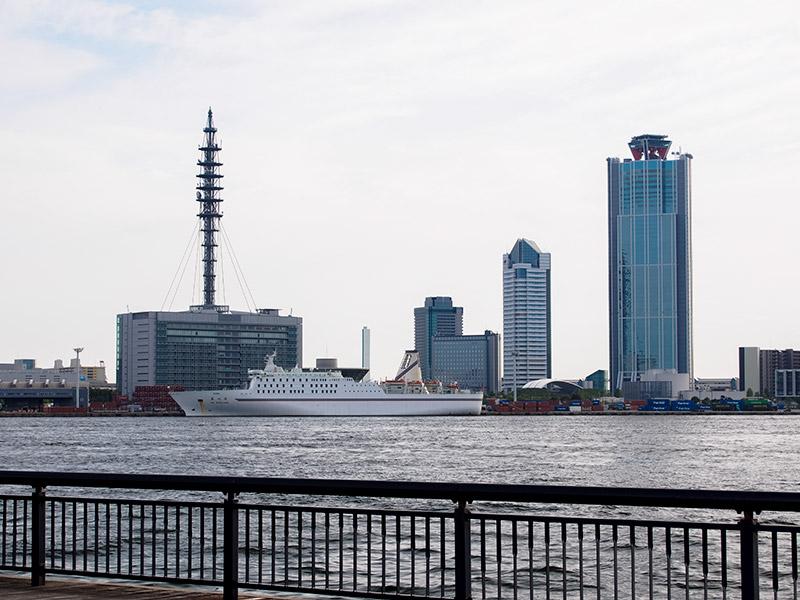大阪港ダイヤモンドポイント 南港 2017