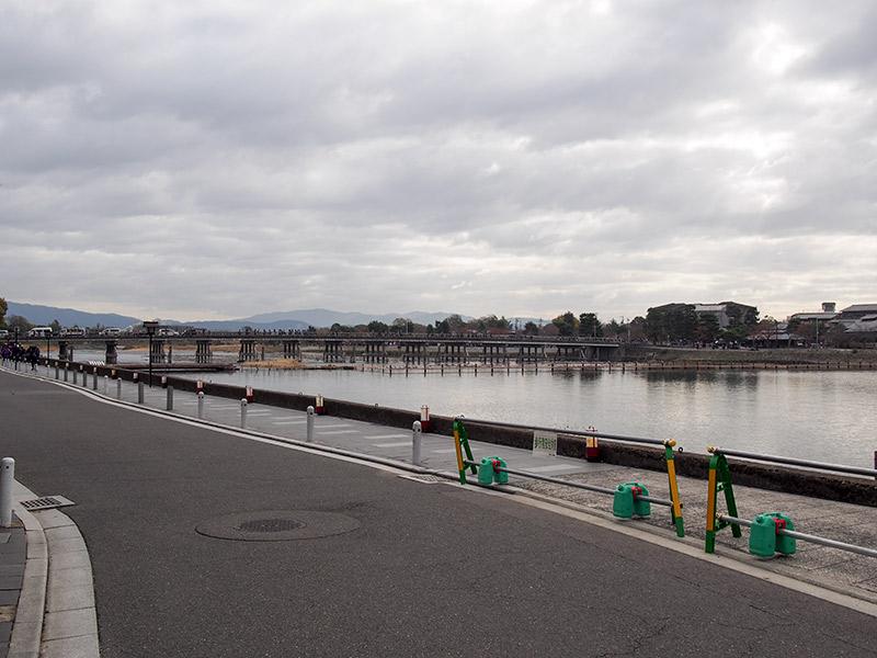 渡月橋 2017