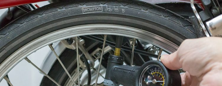 タイヤ空気圧計測