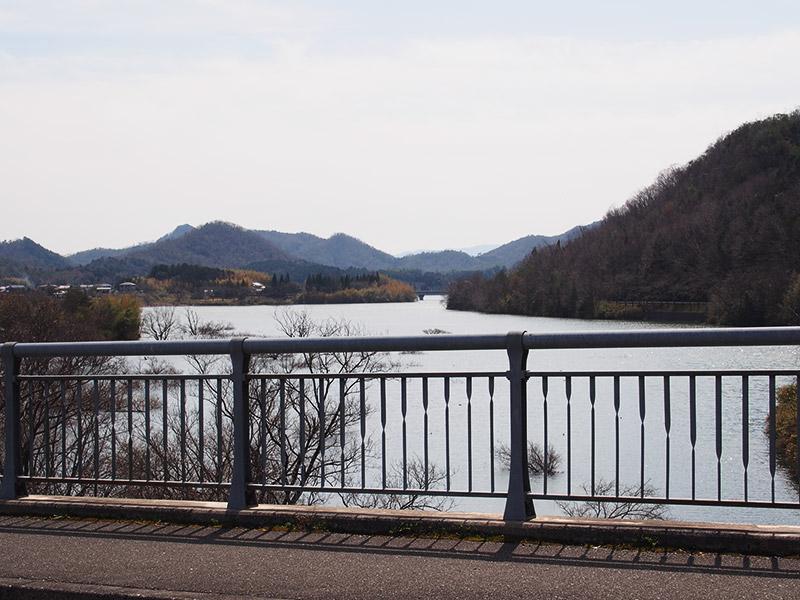 千丈寺湖 2018