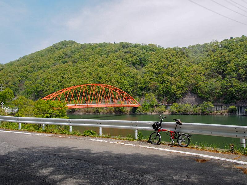 知明さくら橋 2018