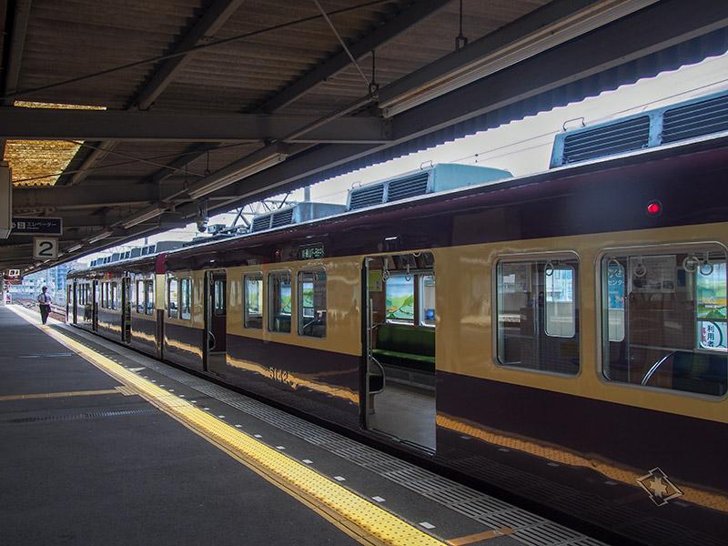 能勢電鉄 復刻デザイン車両