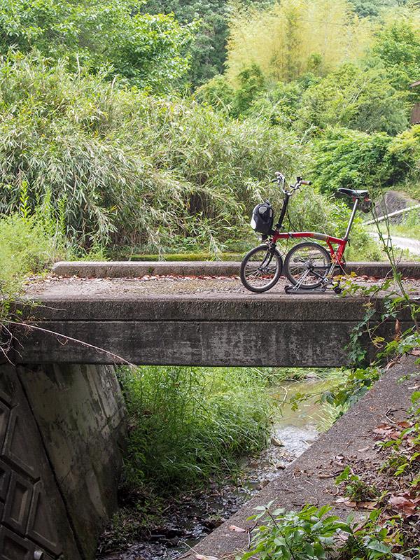 中国自動車道 赤松PA付近