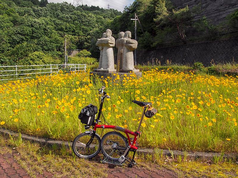 神出山田自転車道 2018