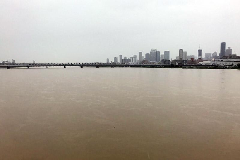 特別警戒 淀川