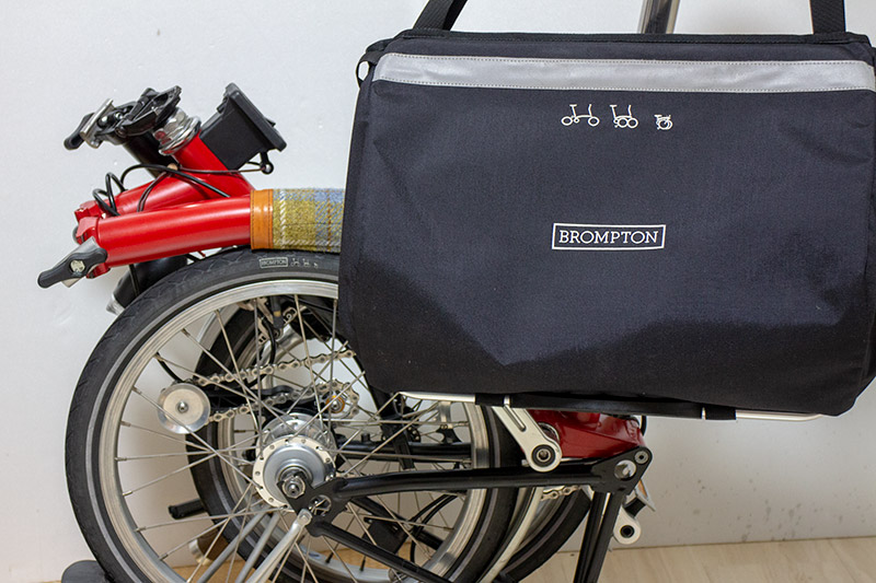 Brompton Basket Bag