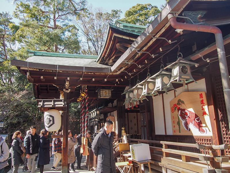 芦屋神社 2019