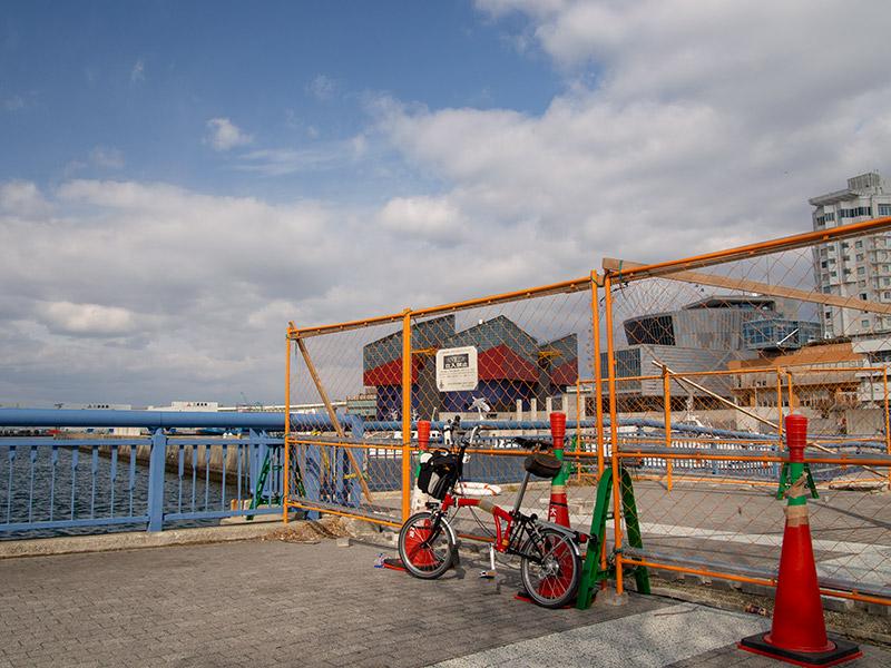 大阪港中央突堤 2019
