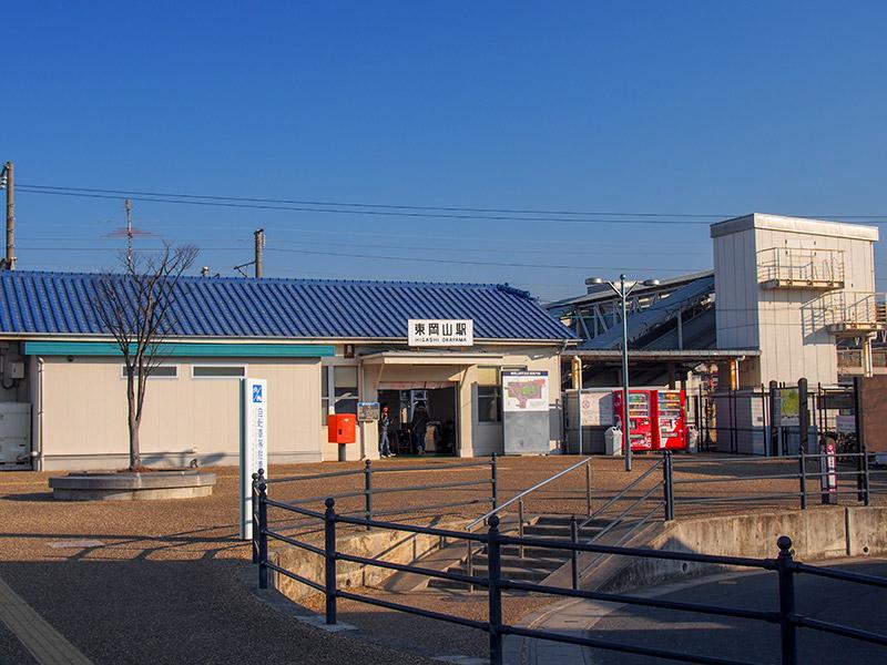 東岡山駅 2019