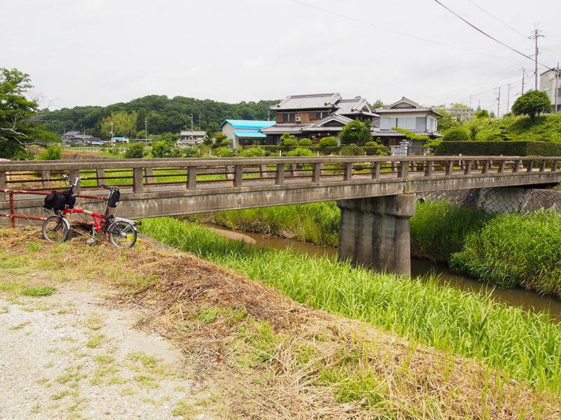 長尾川 鉄屋橋