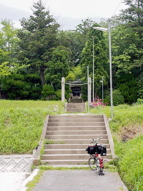 上津熊野神社