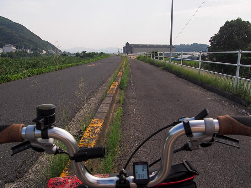 財田川自転車道