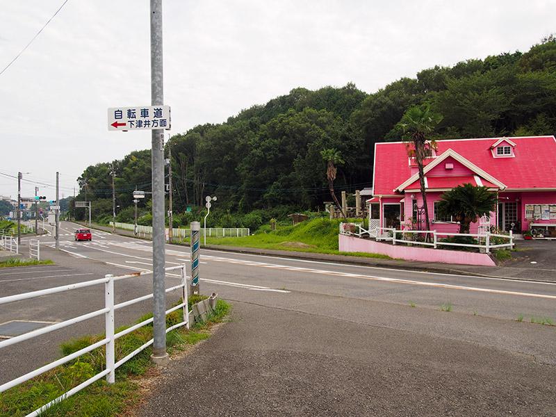 茶屋町児島自転車道