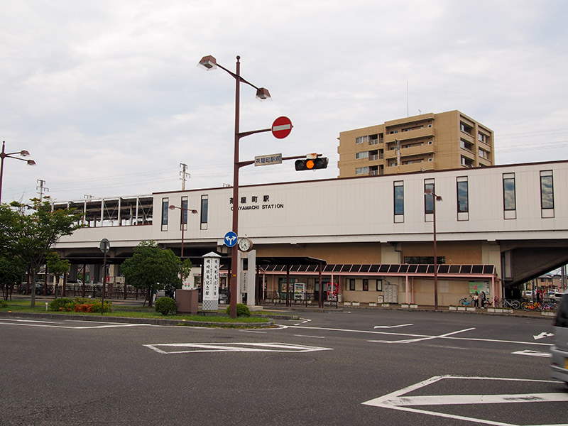 JR茶屋町駅 2019