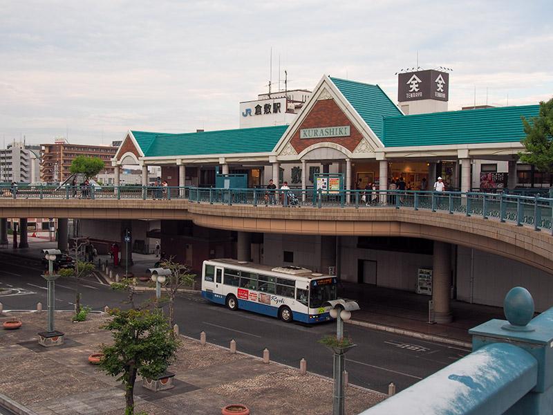 JR倉敷駅 2019