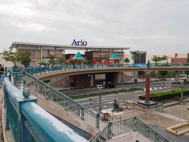 JR倉敷駅前 2019