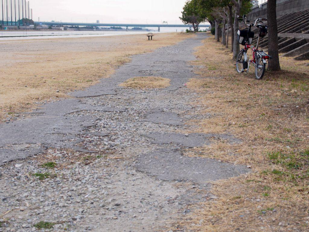 武庫川 河口付近