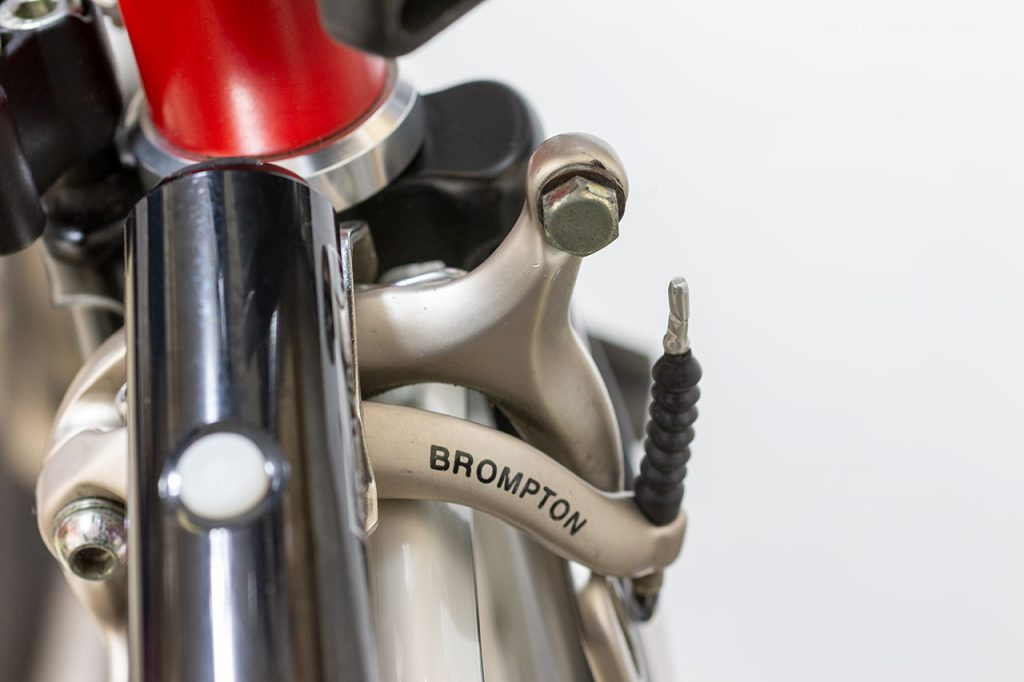 Brompton ブレーキキャリパー