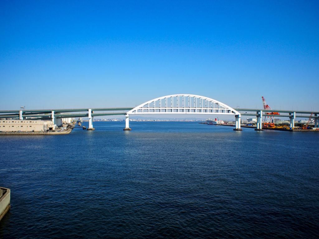 六甲アイランド大橋